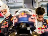 Kvyat interested by inter-team battle with Sainz in 2017