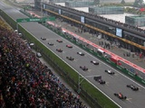 Chinese Grand Prix F1 future secured?