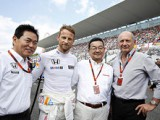 Dennis insists Button is staying