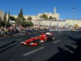 Go for a ride with Giancarlo Fisichella in Jerusalem!