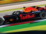 Verstappen tops Turkey practice on ice-like track