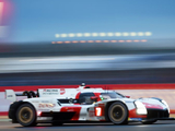 Le Mans 24 Hours sunrise report - Toyota dominating after dramatic night of racing