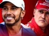 Can Hamilton beat Schumacher's records?