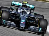 Valtteri Bottas heads Spanish FP1 for Mercedes, Lance Stroll crashes