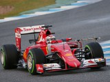 Raikkonen reading 'completely different story' on day one