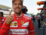 Vettel to go 'all out' for win