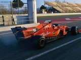 Who's driving when in Formula 1 pre-season testing week two