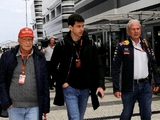 Marko and Lauda bump heads over driver options
