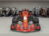 Raikkonen takes delivery of race-winning 2018 F1 car