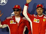 Kimi Raikkonen rues Q3 traffic after missing out on Bahrain pole