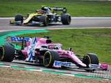 """""""Painful day"""" for Perez after late pit stop ruins Imola F1 podium chances"""