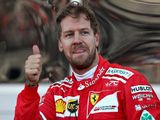 Vettel snatches pole in Russia as Ferrari claims qualifying one-two