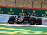 Grosjean Left on Back Foot after Troubled Practice Day at Paul Ricard
