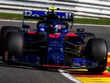 Pierre Gasly had to reset approach with Toro Rosso