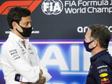 Wolff accuses Red Bull of stoking controversy