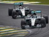 Rosberg cruises to Brazilian GP victory