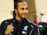 Hamilton crowned Sports Personality of the Year 2020