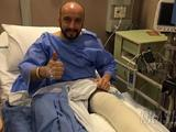 Injured Ferrari F1 mechanic undergoes successful surgery