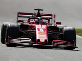 New Ferrari chassis for Vettel at the Spanish Grand Prix