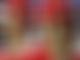 Vettel covers for unwell Raikkonen on day two