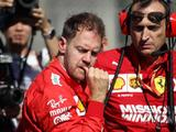Vettel downplays Ferrari 'favourites' tag in Mexico