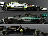 Formula 1 livery concept designs - check out some of the more unusual ones