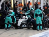 Mercedes warned for Silverstone dummy pit