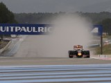 Ricciardo heads Pirelli wet tyre test