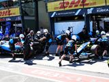 Williams didn't expect to be 'so far off the pace'