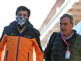 Sainz doubts he can step out from father's shadow