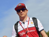 Restrictions forgotten once we are in the car - Raikkonen