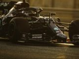 Bottas Leads Hamilton in Second Practice Under the Lights in Abu Dhabi