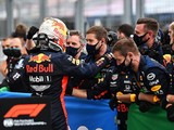 F1 Hungarian GP: Second 'like a victory' for Verstappen after fearing he'd miss race