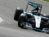 FP2: Rosberg quickest before high-speed tyre failure