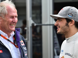 "Marko: Sainz ""will benefit Ferrari"""