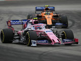"Lance Stroll: ""Not Much I Could Do"" In Norris Incident"