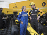 Renault entertains the fans in Nice