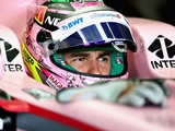 Perez in talks over new Force India deal