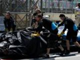 Drain drama stops F1 Practice