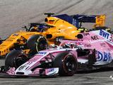 Renault poses a greater threat than McLaren - Force India