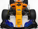 McLaren reveal new car and new look