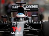 Alonso leads first test day at Silverstone