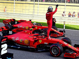 Vettel's defiance and Ferrari's response is good news for Lecerc