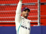 Hamilton 'super overwhelmed' with 'magic' pole