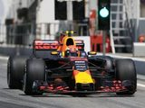 "Max Verstappen: ""There was a lot of unexpected wind out there"""