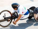 Alex Zanardi wins Paralympic silver medal 15 years on from crash
