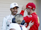 Hamilton available for 2021, 'happy' days for Ferrari