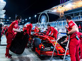 Leclerc remains grounded despite Ferrari dominating Friday in Bahrain