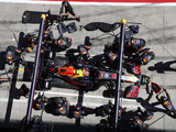 Red Bull set new pit stop record at British GP