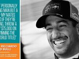 Daniel Ricciardo jokes of mega payday for bold punters